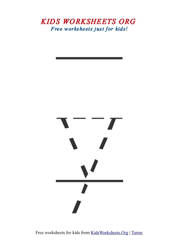 Cursive letters worksheet a z