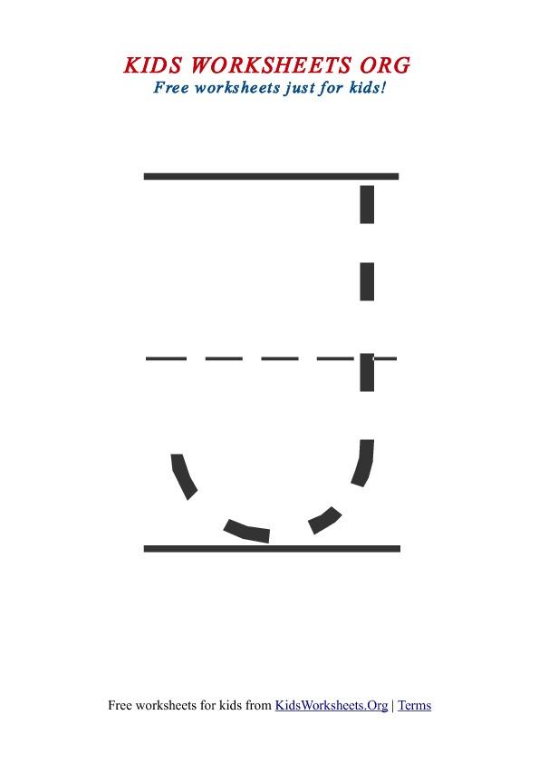 Printable Worksheets free alphabet tracing worksheets a to z : Kids Printable Worksheets Letter J | Kids Worksheets Org